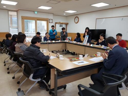 무주종합복지관 사무국장, 2018년 인권지킴이활동 담당자 인사